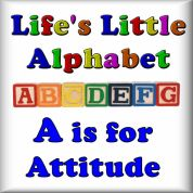 A is Attitude