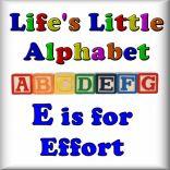 E is Effort