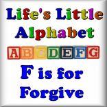 F is Forgive