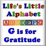 G is Gratitude